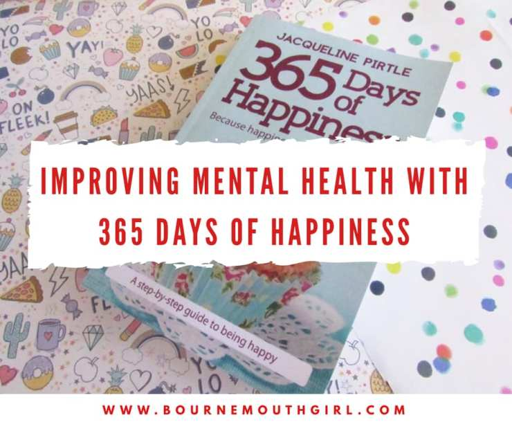 Improving Mental Health With 365 Days Of Happiness